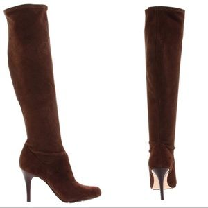 Cole Haan Thalia Over the Knee Boot Sz 8.5B